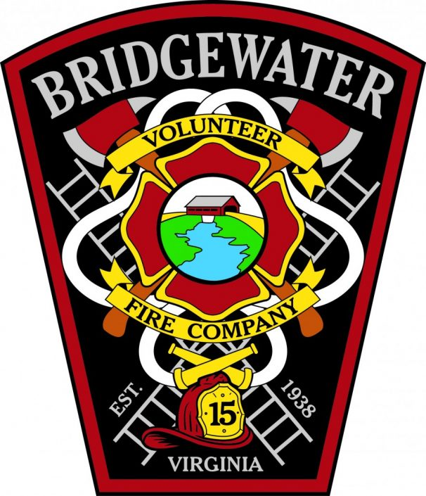 bridgewater volunteer fire company logo