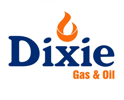 dixie gas & oil logo