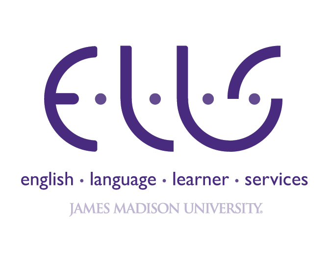english language learner services jmu logo
