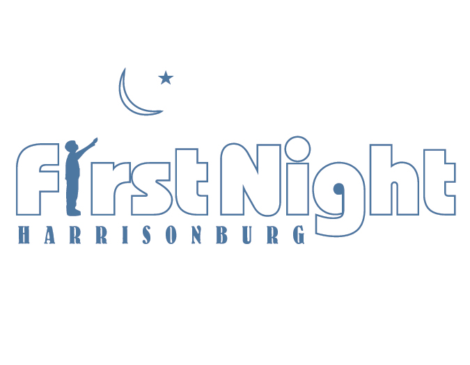 first night harrisonburg logo