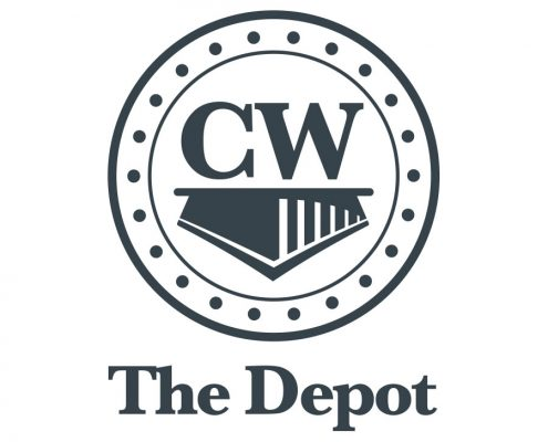 CW The depot logo
