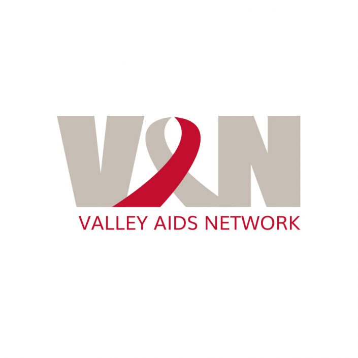 valley aids network logo